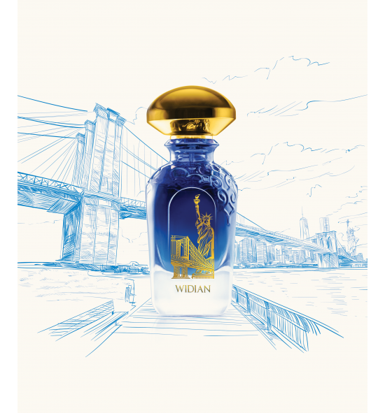 Widian Sapphire Collection New York - 50 ml