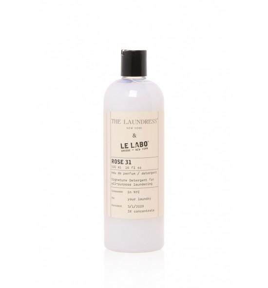The Laundress & Le Labo Rose 31